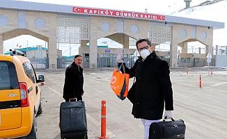 14 aydır kapalı olan Kapıköy Sınır Kapısı, yeniden açılıyor