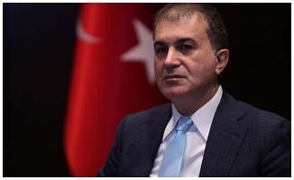 AK Parti'li Çelik'ten 'Gazze' tepkisi