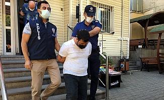 Baba- oğul 10 bin uyuşturucu hapla yakalandı
