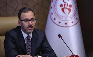 Bakan Kasapoğlu, Türk sporunun geldiği noktayı anlattı