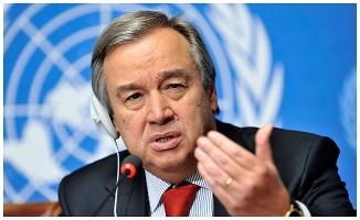 BM Genel Sekreteri Guterres'ten Gazze çağrısı: Zaten çok fazla masum sivil öldü
