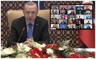 Cumhurbaşkanı Erdoğan: Biden ile yapacağımız görüşme yeni bir dönemin habercisi olacak