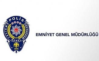 EGM: 1 Mayıs'ta kanuna aykırı eylemlerde 394 kişi yakalandı