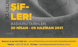 """""""Heykelde Yeni Keşifler Yarışması"""" başladı"""