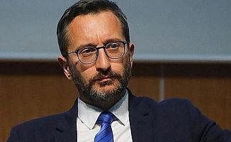 İletişim Başkanı Altun: Terör devletine had bildirmenin vaktidir