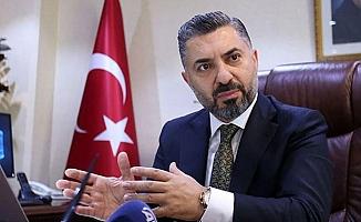 RTÜK Başkanı Şahin: RTÜK'ü iktidarın savunucusu ilan etmek aymazlıktır