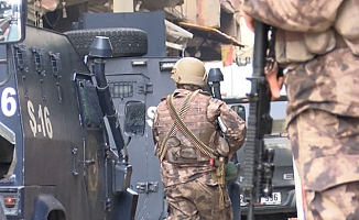 Terör operasyonu: 29 gözaltı