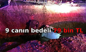 9 cana mal olan 'ölüm çukuru'na 79 bin TL para cezası