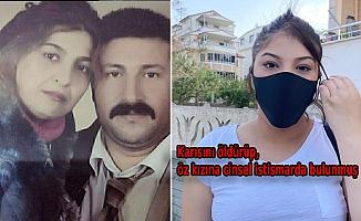 Babasının, annesini öldürüp gömdüğü Naride, dehşet geceseni anlattı