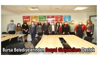 Belediyelerden sosyal girişimcilere destek
