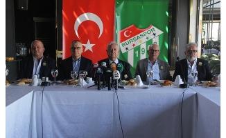 Galip Sakder, Bursaspor Divan Kurulu Başkanlığına aday