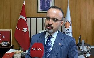 AK Parti'li Turan: Bunun adı FETÖ'ye hizmet