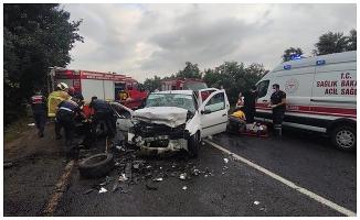 Bursa'daki kazada ölenlerin sayısı 5 oldu
