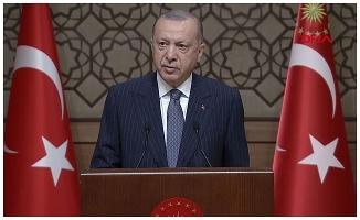 Cumhurbaşkanı Erdoğan: Suyumuzu korumakla vatanımızı korumak arasında fark görmüyoruz