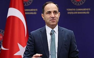 Dışişleri Sözcüsü Bilgiç: Ayasofya ve Kariye, Türkiye Cumhuriyeti'nin mülküdür