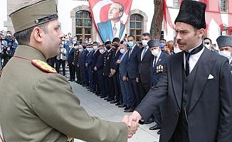 Erzurum Kongresi'nin 102'nci yıl dönümünde coşkulu kutlama