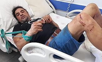 Kaza sonrası hastanın el ve ayaklarından yatağa bağlandığı iddiasına açıklama