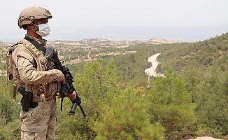 MSB: 13 PKK'lı terörist etkisiz hale getirildi