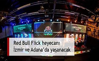 Red Bull Flick heyecanı İzmir ve Adana'da yaşanacak