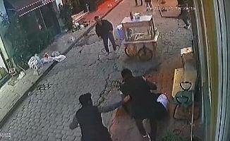 Beyoğlu'nda telefon çalıp, pencereden kaçarken düşen hırsız yaralandı