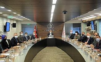 Bursa'da 'Türk Dünyası Kültür Başkentliği'ne hazırlık