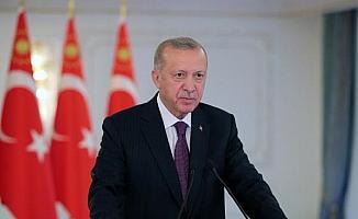 Erdoğan 1. Su Şurası'nda konuştu