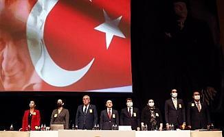 Galatasaray'da 2020 yılı olağan genel kurulu başladı (FOTOĞRAFLAR)