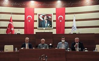 Hisarcıklıoğlu: Arabuluculuk merkezine 2.5 milyon dosya geldi, yüzde 70'i çözüldü
