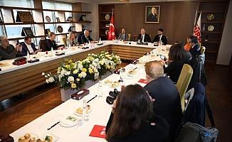 İlk kez düzenlenecek olan TÜRSAB Turizm Kongresi'nin tanıtımı yapıldı