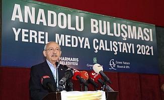 Kılıçdaroğlu: Gazeteci objektif olmayı yitirdiği zaman saygınlığı yara almaya başlar