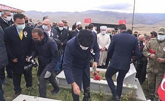 PKK'nın Yavi'de 28 yıl önce katlettiği 33 kişi anıldı