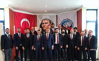 Tenis Federasyonu başkan adayı Osman Tural projelerini anlattı