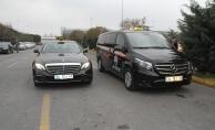Atatürk Havalimanı'nda 'lüks taksi'ler yoğun ilgi görüyor
