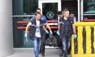 Cinsel istismar şüphelisi, Eskişehir Adalet Sarayı'nda intihar etti