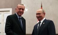 Duyuru Kremlin'den: Erdoğan ve Putin...