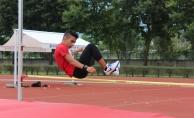 Osmangazili Atletler Ukrayna için yarışacak