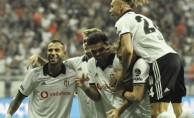 10 kişi kalan Beşiktaş 3 puanı almasını bildi