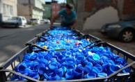 Bursa'da iyiliğin rengi 'Mavi'