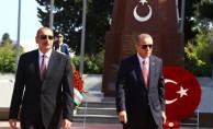 """Cumhurbaşkanı Erdoğan kardeş ülkeden seslendi: """"Karabağ meselesi bizimde meselemizdir"""""""