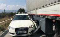 Kılıçdaroğlu'nun konvoyu Bursa'da ölümden döndü
