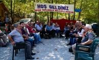 Orhaneli'nin 27 yıllık geleneği bozulmadı 'yörükler' meydanda