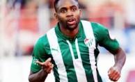 Cedric Bakambu, Bursaspor ile Bağını Koparmıyor