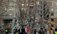 Rusya'da facia! Çok sayıda ölü ve yaralılar var...