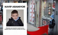 Bursa'da 10 metre ileride duran kayıp ilanındaki çocuğu, çok az kişi fark etti