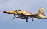 İran'da kaza! Askeri uçak düştü 1 ölü var