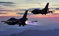 Kuzey Irak'ta PKK hedefleri vuruldu
