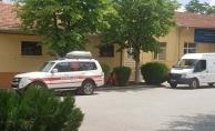 Meteoroloji Genel Müdürlüğü'nde cıva paniği: 13 kişi hastaneye kaldırıldı