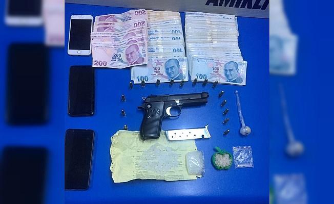 İznik'te uyuşturucu şüphelisi tutuklandı