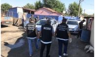 Tekirdağ'da uyuşturucu operasyonu: 12 gözaltı
