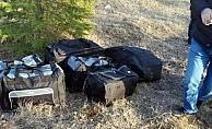 Kırklareli'de, planörle uyuşturucu atılması olayında 9 gözaltı